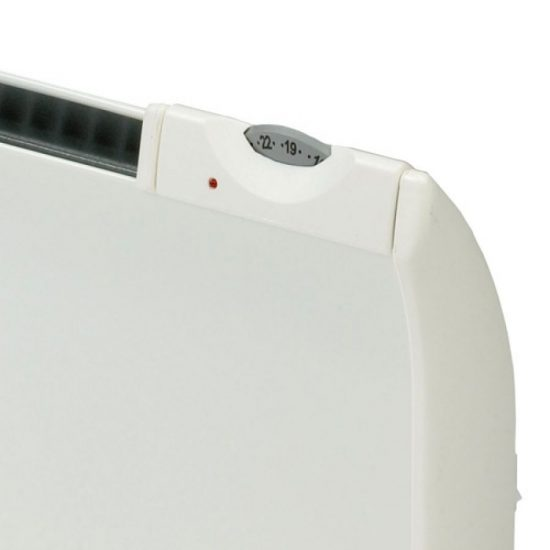 Glamox TLO 500w fűtőpanel digitális termosztáttal 18cm magas