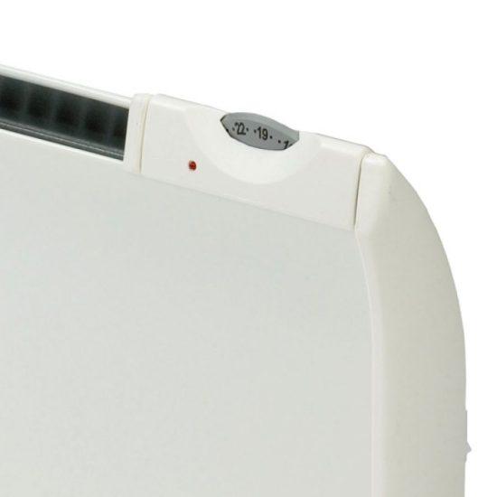 Glamox TLO 1400w fűtőpanel digitális termosztáttal 18cm magas