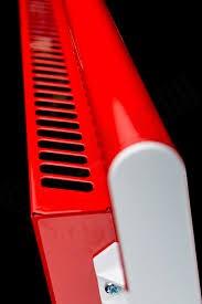 ADAX NEO NP08 800w 35cm magas (piros színben)