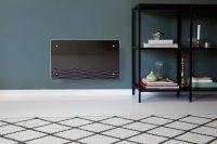 Adax Clea Wifi H elektromos fűtőpanel fekete 800 W