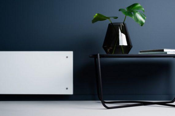 Adax Clea Wifi L elektromos fűtőpanel fekete 1000 W