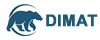 Dimat Smart Wifi termosztát 16A / Ezüst színben