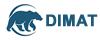 Dimat Smart Wifi termosztát 16A / Fehér színben
