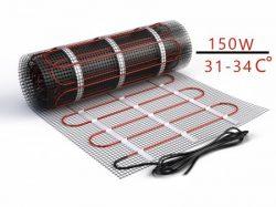 Fűtőháló  150 watt/m2