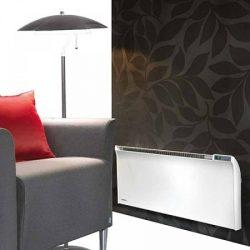 Glamox  digitális fűtőpanel 35cm magas