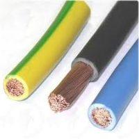 MKH 450 / 750V 1.5mm uvijena bakrena žica crna 1m